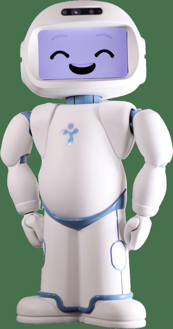 QTrobot pour l'autisme