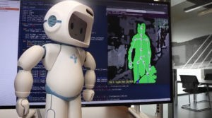 Qtrobot pour la recherche